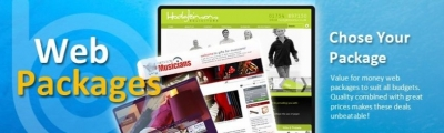 Web Design Packages for any Website at StarWebSoft