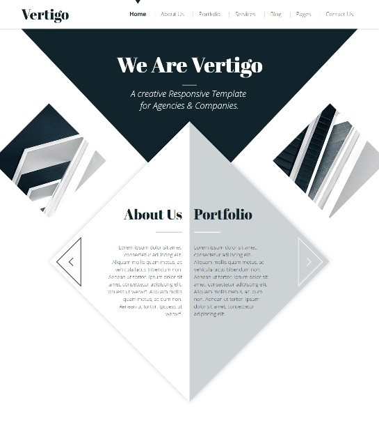 Vertigo - Responsive Multi-Purpose Theme